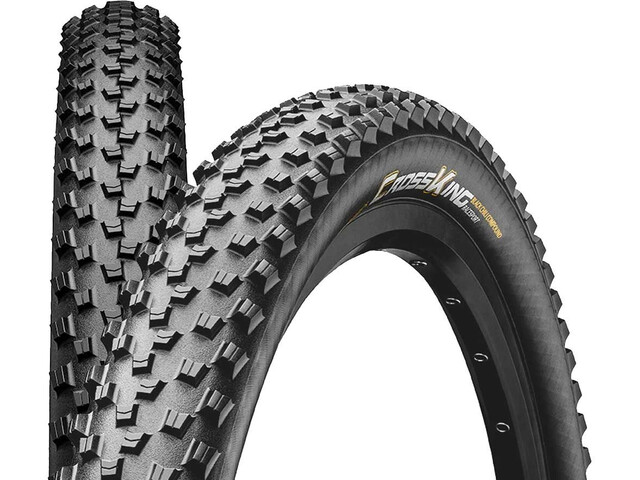 "Continental Cross King 2.3 Fietsband 27,5"" Race Sport zwart"